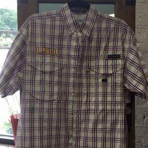 LSU Columbia shirt